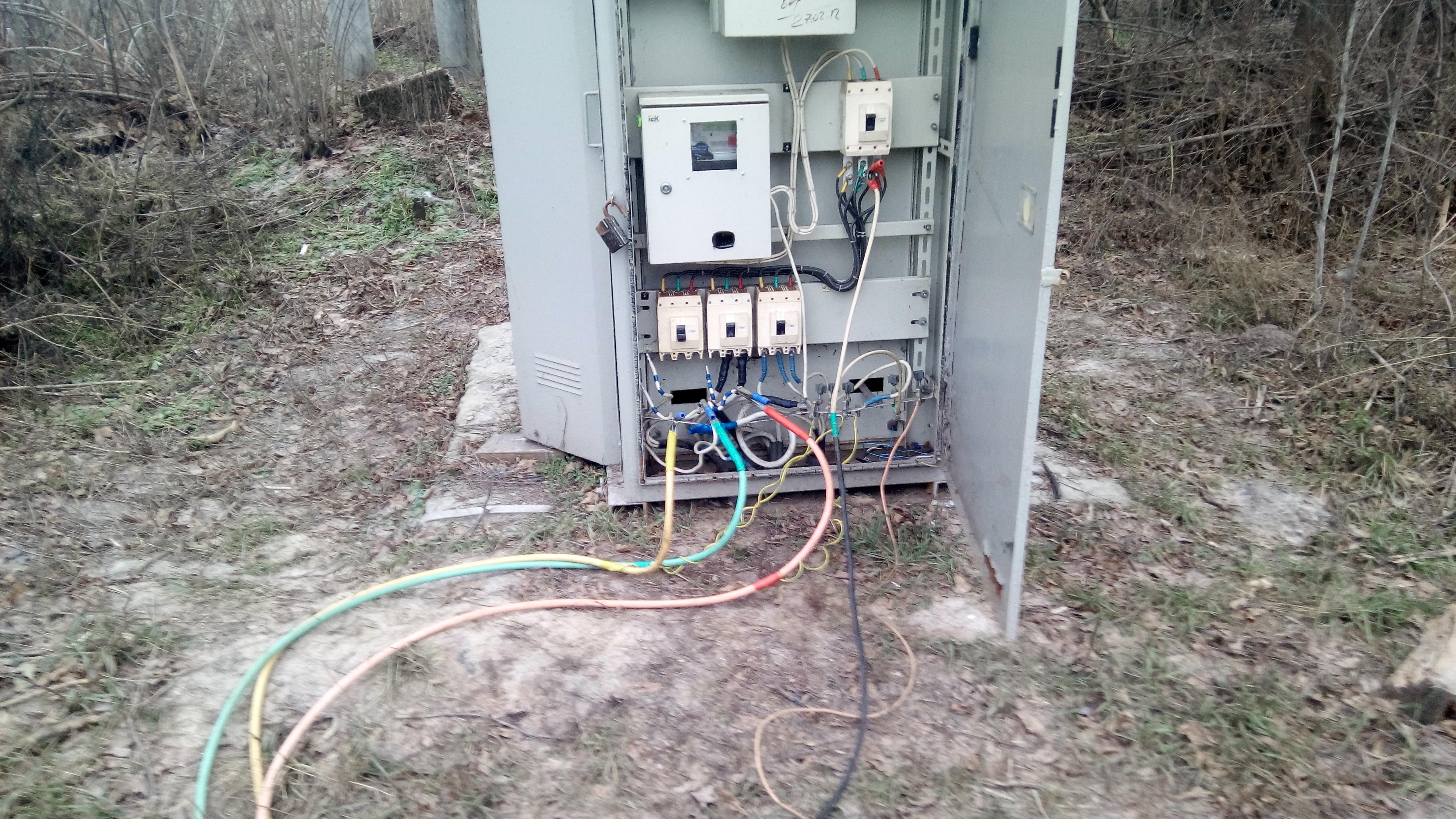 Проектирование внешних и внутренних электросетей
